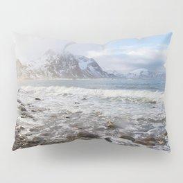Lofoten Beach Pillow Sham