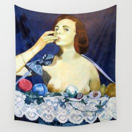 Double Breasted Wall Tapestry