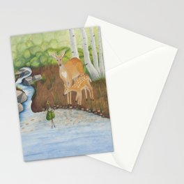 Love and Fear Stationery Cards