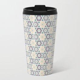 Hilda pattern Travel Mug