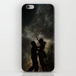The Universe is Unfolding Perfectly  iPhone Skin