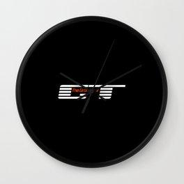 GT Wall Clock