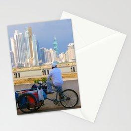 Panama City Architecture Skyline Landscape & Travel Photography Stationery Cards