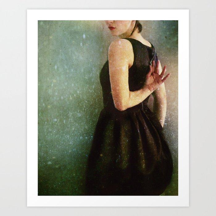 Undress Art Print