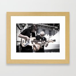 Epic duo | France | 2014 Framed Art Print