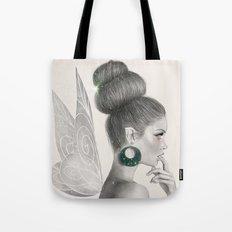 fairy Drawing (Digital Art) Tote Bag