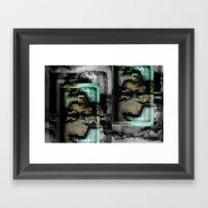 IMGmix-A1 (Laptop)  18/19-08-2010  Framed Art Print
