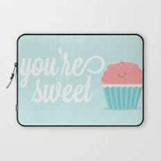 You're Sweet  Laptop Sleeve