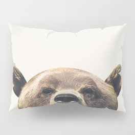 Bear Pillow Sham