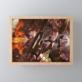 Time For Boondock Saints Framed Mini Art Print