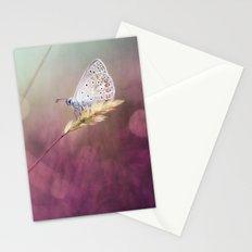 Purple heat... Stationery Cards