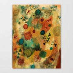 Creative Attraction Canvas Print