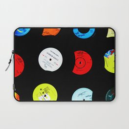 Vinyl Records Version 2 Laptop Sleeve