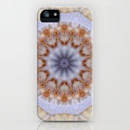 White Hen iPhone Case