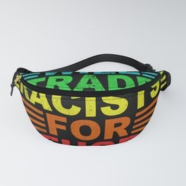 Will Trade Racists For Refugees Human Rights Fanny Pack