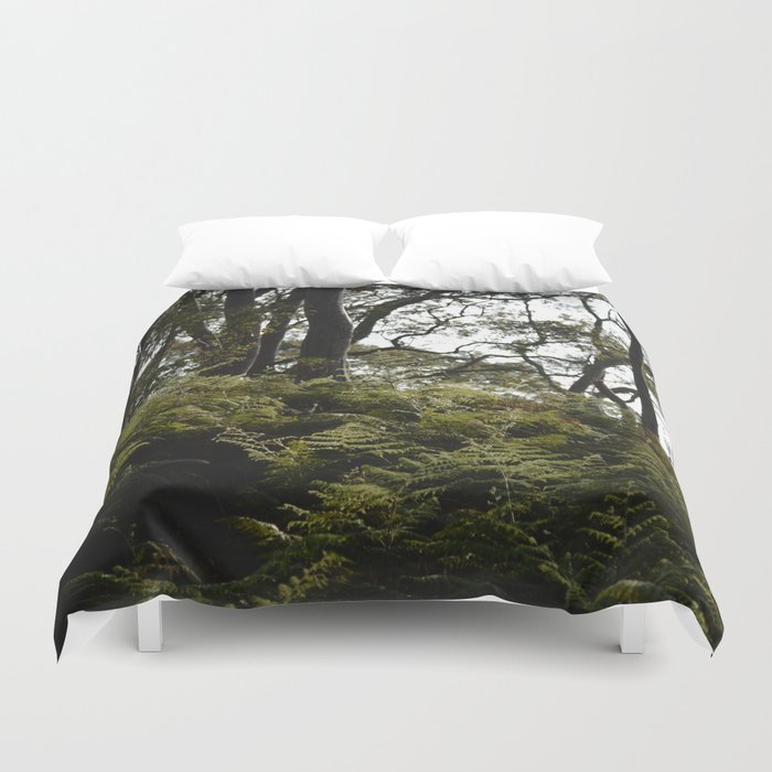 Come Back Duvet Cover