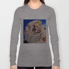 Astronaut in space, man. Long Sleeve T-shirt