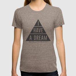 I Have A Dream Martin Luther King Speech T-shirt
