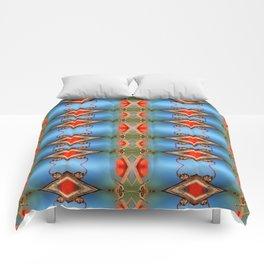 Ornamental Nature-pattern Comforters