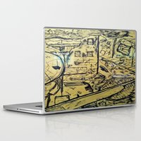 soldier Laptop & iPad Skins featuring Soldier by Pedro Rafael