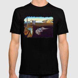 Salvador Dali The Persistence of Memory 1931 Artwork, Wall Art, Prints, Posters, Tshirts, Men, Women T-shirt
