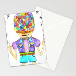 Young Magic Stationery Cards