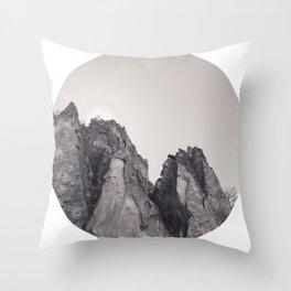 Bandelier, New Mexico Throw Pillow