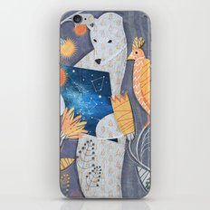 Bear searching exit iPhone & iPod Skin