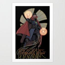 Doctor Strange (2016) Art Print