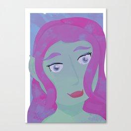 Elf Canvas Print