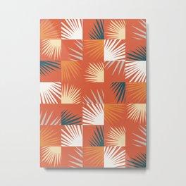 Desert Tropical 01 Metal Print