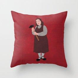 Your #1 Fan Throw Pillow