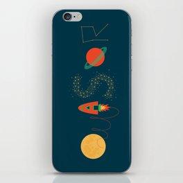Quasar iPhone Skin