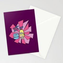 Mr. Sparkle Stationery Cards