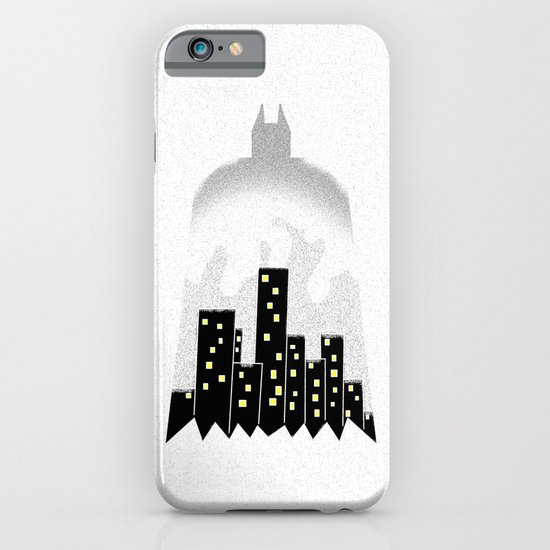 There, in the shadows!  iPhone & iPod Case