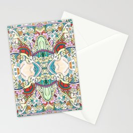 This is Happy Land Where all Your Dreams Come True Stationery Cards