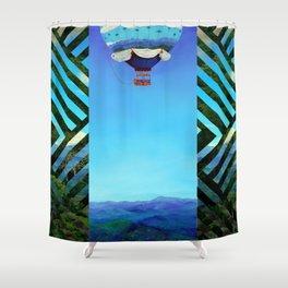 Jungle Rescue Shower Curtain