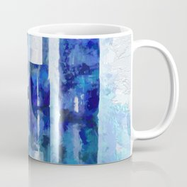 """Wine Reflection"" by Lena Owens Coffee Mug"