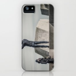 Different Interests iPhone Case