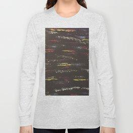 Same direction, different wavelengths Long Sleeve T-shirt