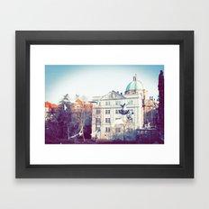 Prague 02 Framed Art Print