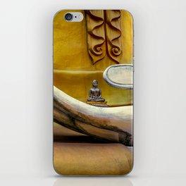 Hand of Buddha iPhone Skin