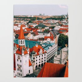 View of Munich Poster