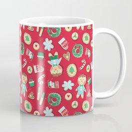 Cookies - Xmas Pattern Coffee Mug
