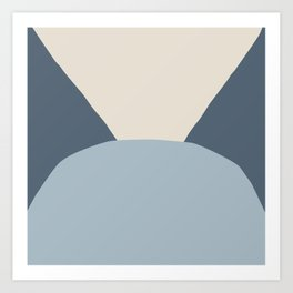 Deyoung Calm Art Print