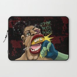 Zombie Punch Laptop Sleeve