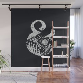 AMPERSAND & NATURE Wall Mural