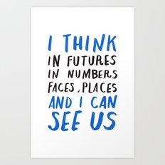 haiku #147 Art Print