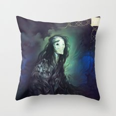 Loreln'widu Throw Pillow