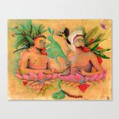 Shasei シャセイ Canvas Print